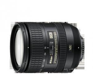 Nikkor AF-S DX 16-85mm f/3.5-5.6G ED VR